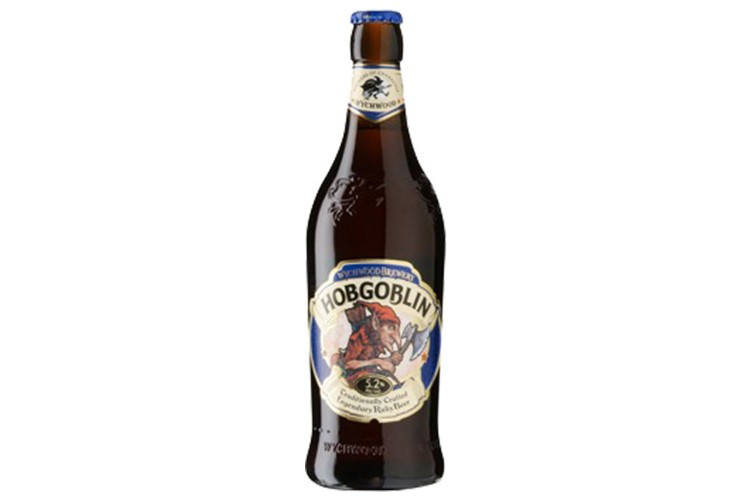 Hobgoblin Ruby Beer