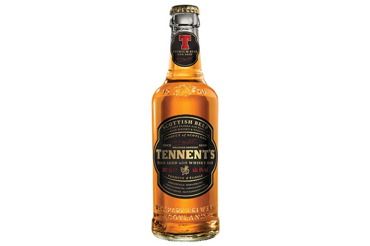 Tennent's Whisky Oak